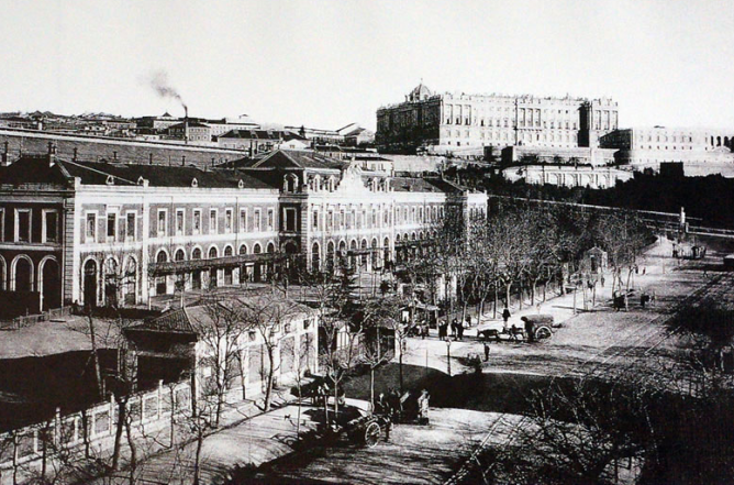 Estación de Principe Pio ( Norte ), archivo JPT