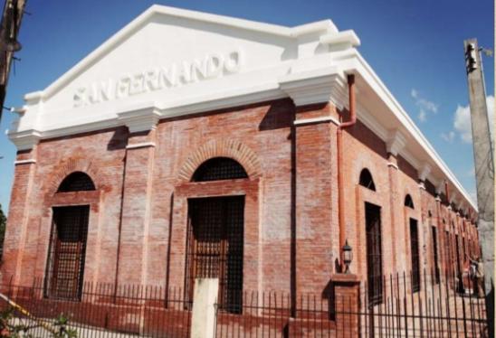 Estación de San Fernando, Pampaga