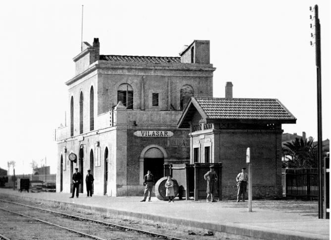 Estación de Vilasar , Archivo CEHFE