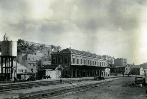 Estación de Tortosa , Archivo Museo del Ferrocarril de la Vilanova y la Geltrú