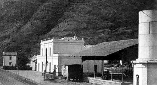 Estacion de Alora, arcchivo JPT