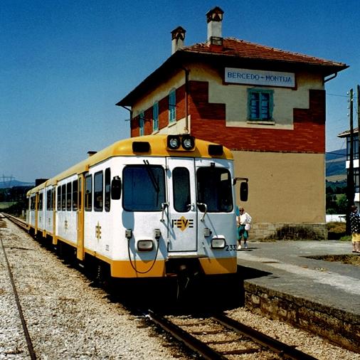 Estacion de Bercedo Montija