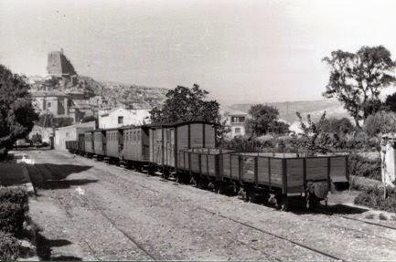 Estación de Borja, Fondo Museo Vasco del Ferrocarril