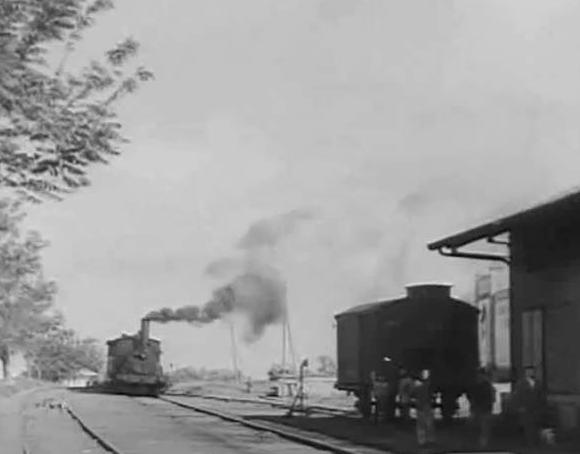 Estacion de Carmona Alta, fotografo desconocido