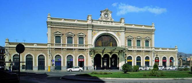 Estacion de Cartagena