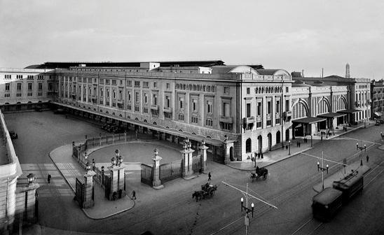Estación de Francia en Barcelona, c. 1930 , coleccion Roisin-IEFC - ACM 9-4105