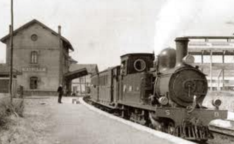 Estacion de Maliaño
