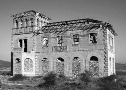 Estacion de Palomar de Arroyo, archivo Pedro Verdejo Gimeno