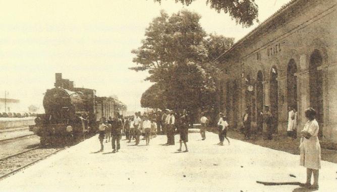 Estacion de Utiel , Archivo Cefire