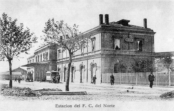 Estacion del norte[1] Gijon
