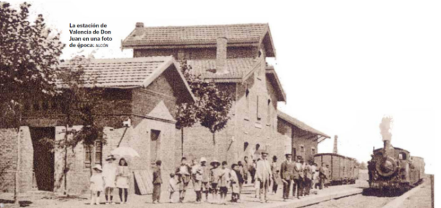 Estrategico de Medina de Rioseco a Palanquinos, Foto Alcon