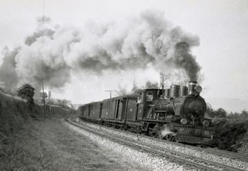 Fc del Cantabrico , locomotora Engerth , foto Trevor Rowe