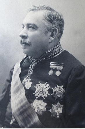 Federico de la Viesca y de la Sierra, Marques de la Viesca, foto cortesia de la familia Goyeneche