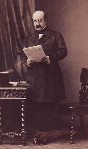 Fernando Muñoz Duque de Riansares, foto Disderi