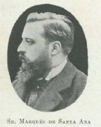 Fernando Puig Mauri, Marques de Santa Ana