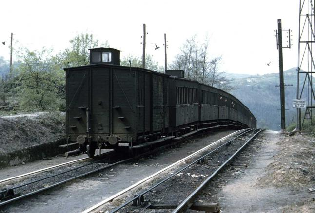 Ferrocarril de Langreo -Plano de la Florida