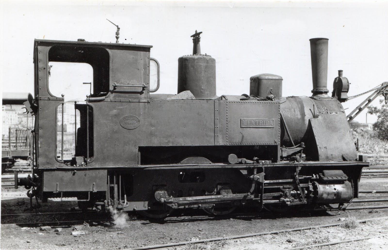 Ferrocarril de Madrid a Almorox, foto Frank Jones , Fondo MVF