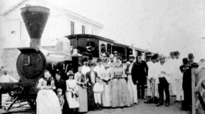 Ferrocarril de Manila a Dagupan, 25 de junio de 1875, Gomez Navarro y otros.
