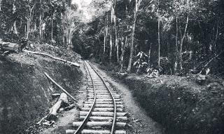 Ferrocarril de Socogui,en cabo San Juan