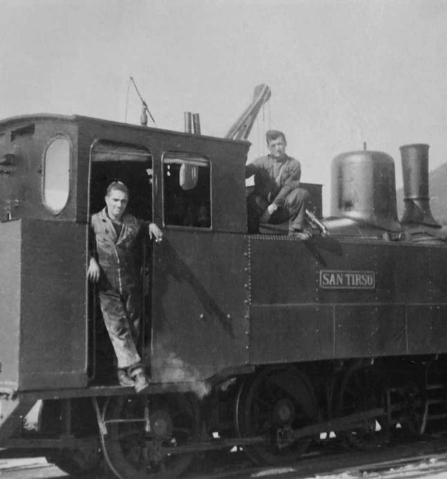 Ferrocarril de Vilaodrid, fotografo Ricardo Cancio