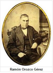 Ferrocarril de la Fundicion de San Jacinto , Ramon Orozco Gerez