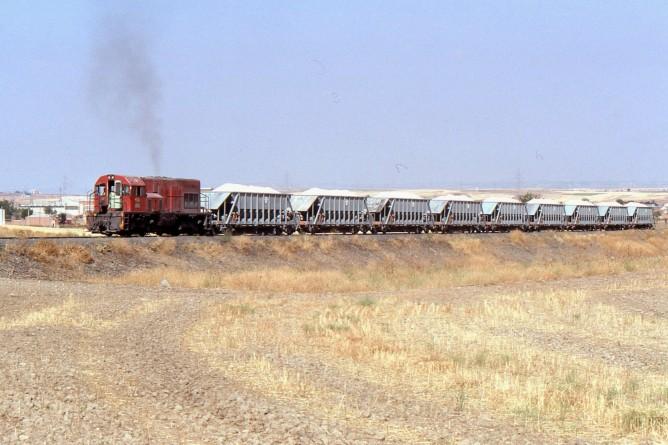 Ferrocarril del Tajuña , foto Juan Jose Olaizola Elordi
