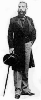 Ferrocarril de la Fundicion de San Jacinto, Antonio Abellan Peñulela Marqués de Almanzora
