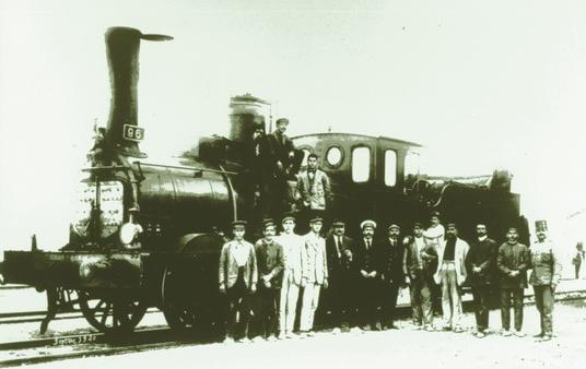 Ferrocarriles Andaluces, ramal de Albatera a Torrevieja, fondo Francisco Rebollo Ortega