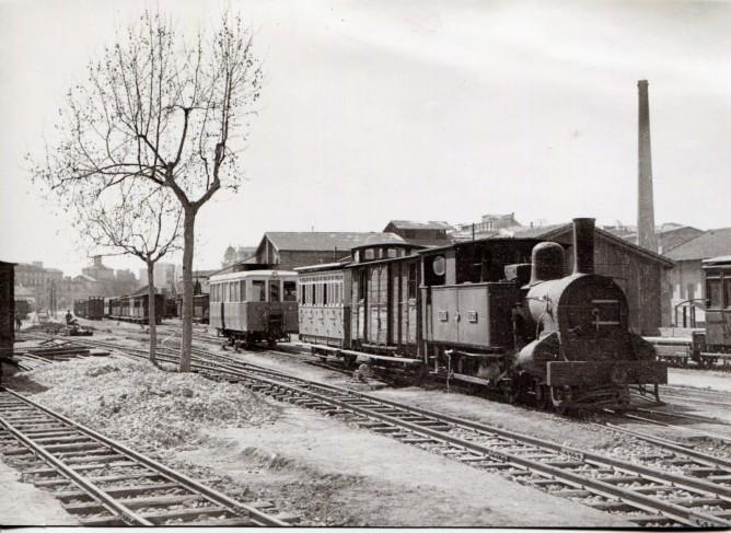 Ferrocarriles de Mallorca , fondo MVF