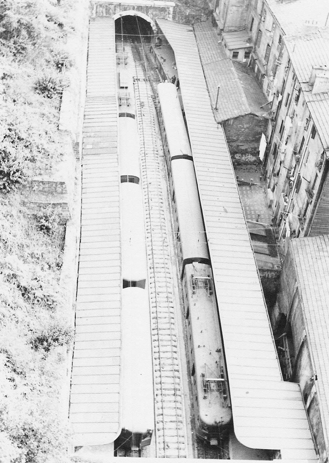 Estacion de Bilbao Esperanza- Foto Gonzalez Ituritxa, fondo Juan Jose Olaizola
