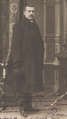 Francisco Martinez Ramirez, archivo AAFTA