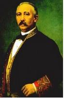 German Gamazo Calvo , Conde de Gamazo, presidente del Consejo en 1891 del Fc de Olot a Gerona