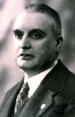 Gregorio Perez Conesa. 1er Presidente de Renfe MHF-FFE