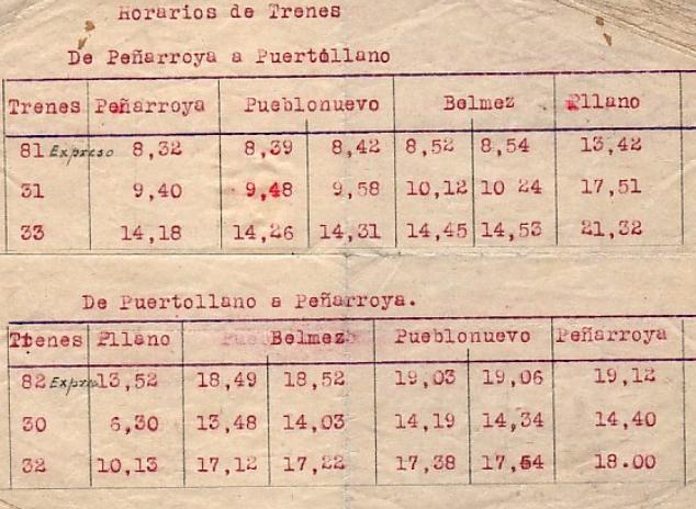 horarios-de-trenes-de-penarroya-a-puertollano