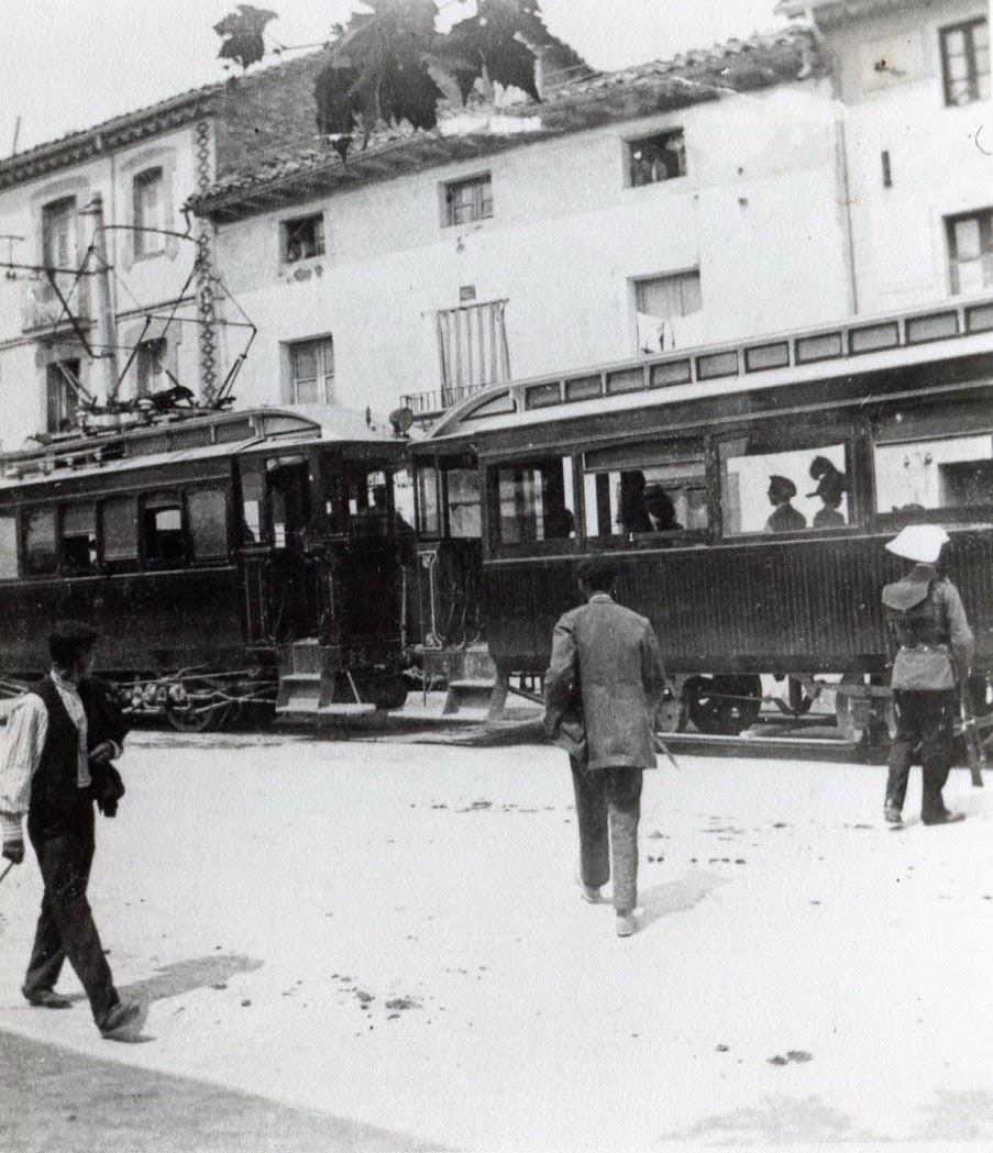 Ferrocarril del Irati , fondo MVF, Euskotren