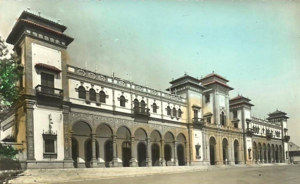Jerez - postal comercial