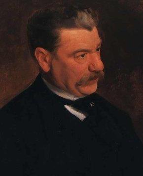 Jose Tartiere Lenegre, Vicepresidente del Consejo de Administración del Ferrocarril Vasco Asturiano