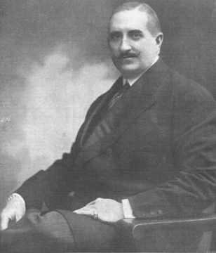 Jose del Prado Palacios, Marqués del Rincon de San Ildefonso