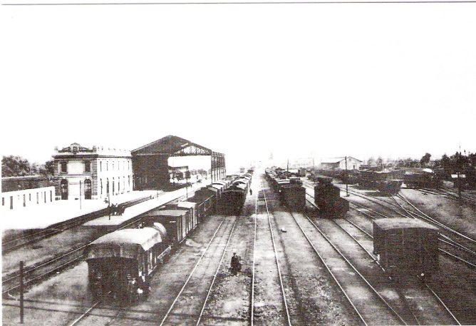 Leon Renfe, panoramica de la Estación , Editren JLPG