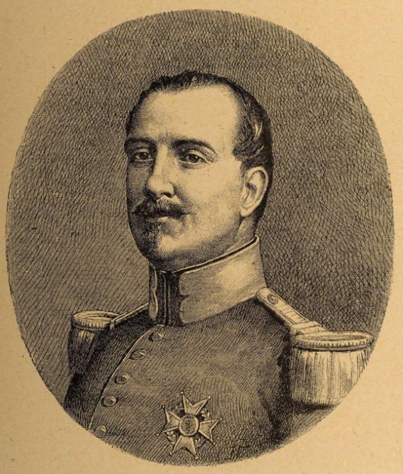 Leopoldo O´Donnell y Jorris, presidente del Gobierno ( 1865 )