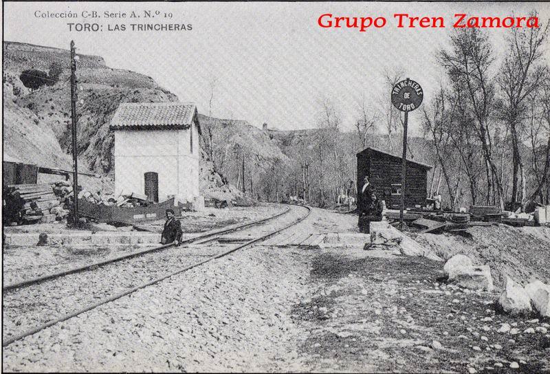 Linea de Medina a Zamora , Toro, Fondo Grupo Tren Zamora