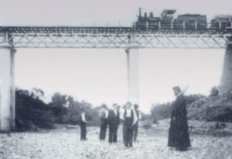 Linea de Val de Zafan , c1990. fotógrafo desconocido