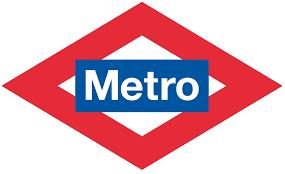 Logo del Metro de Madrid, diseño del arquitecto Antonio Palacios
