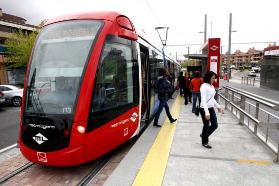 Metro ligero Oeste - Madrid