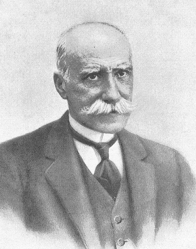 Mariano Zuaznavar ingeniero del Ferrocarril de la Robla