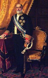 Martin Belda y Mencia del Barrio , Marqués de Cabra
