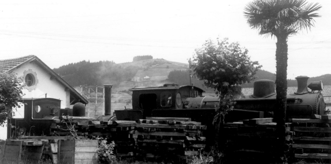 Material Ferroviario, archivo Agencia A. Villaverde