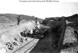 Construcción del Ferrocarril de Melilla a Uixan, Fondo APG
