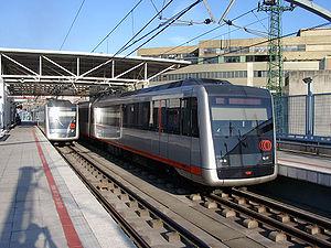 Metro de Bilbao- Estacion de Bolueta