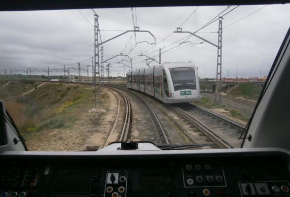 Metro de Sevilla ,3 , foto E. Altimiras